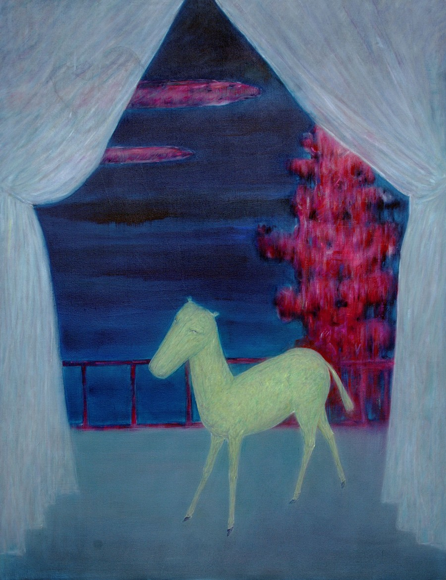 Horse (sold)