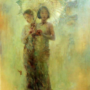 The Umbrella (original has sold, limited editions available)