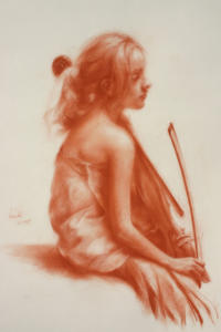 Cellist (sold)