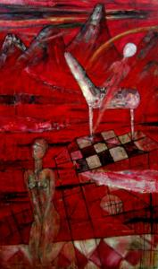 Journey of No Return (sold)