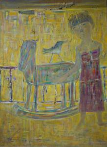 Rocking Horse and Bird